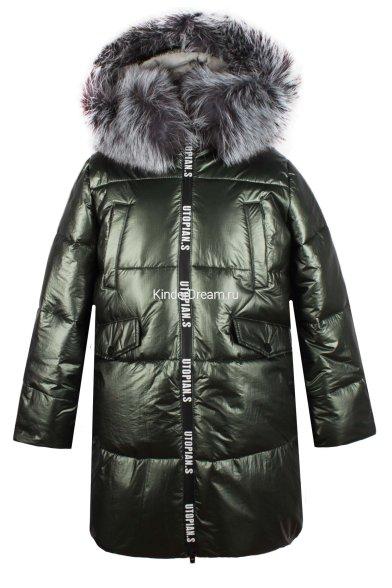 Пальто Deloras 20317 хаки Deloras