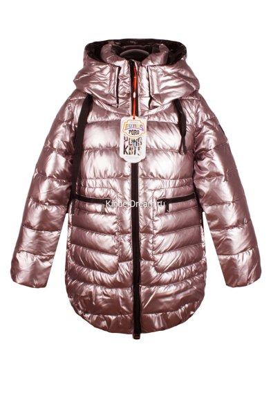 Зимняя куртка PurosPoro PG19-731 розовый PurosPoro