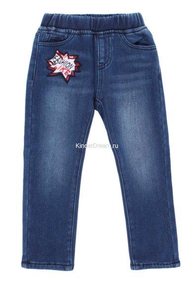 Утеплённые джинсы Deloras 18380 синий Deloras