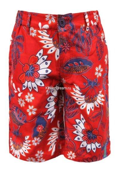 Модные шорты Deloras 50833 красный Deloras
