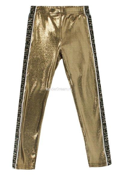 Утеплённые лосины Deloras 18459 золотой  Deloras