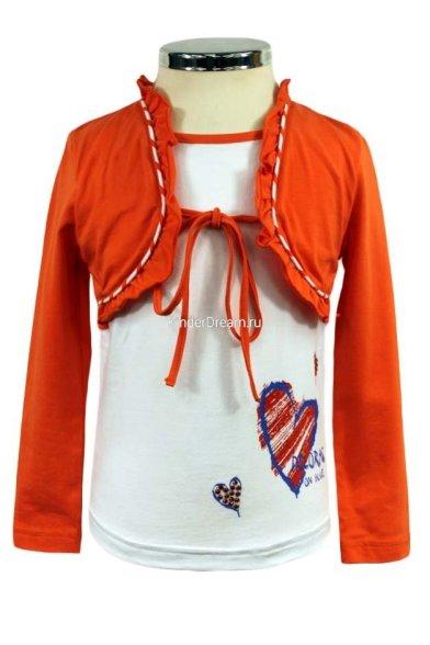 Обманка Deloras 3175 оранжевый Deloras