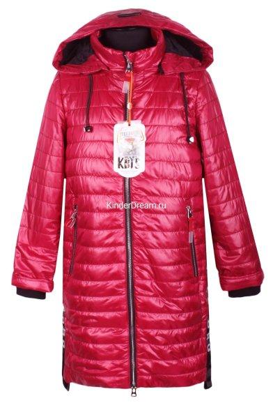 Демисезонная куртка PurosPoro 20-3069 бордовый PurosPoro