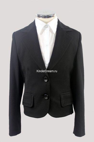 Стильный однобортный пиджак Турция