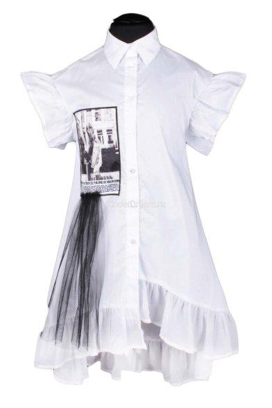 Платье-рубашка Colabear