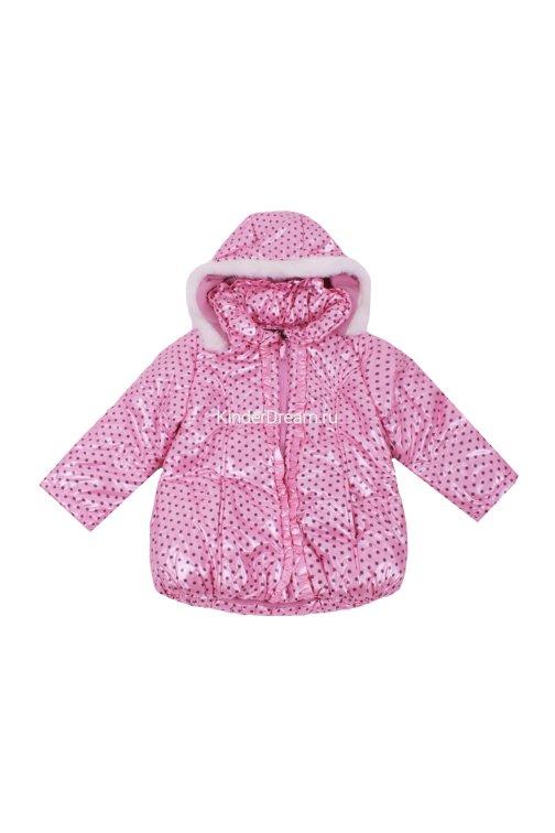 Куртка в горошек Vitacci 21648 розовый Vitacci