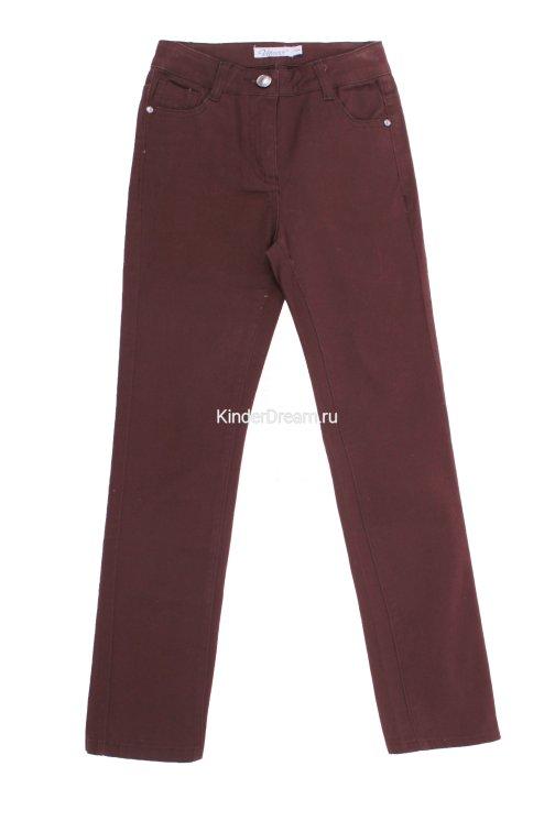 Модные брюки Vitacci 4121К коричневый Vitacci