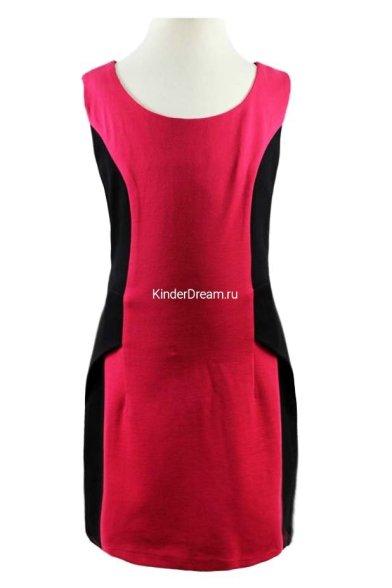 Коктейльное платье с вставками по бокам Vitacci 10211 Vitacci
