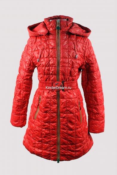 Демисезонное пальто Vitacci 14139 красный Vitacci