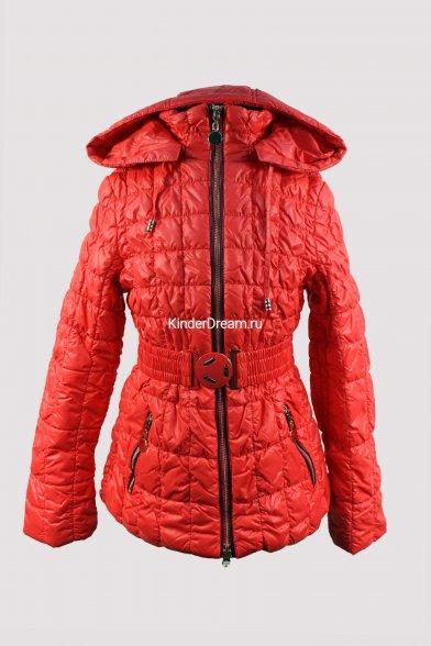 Стёганная демисезонная куртка Vitacci 14120 красный Vitacci