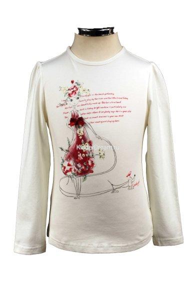 Практичная футболка с длинными рукавами Vitacci 642022 Vitacci