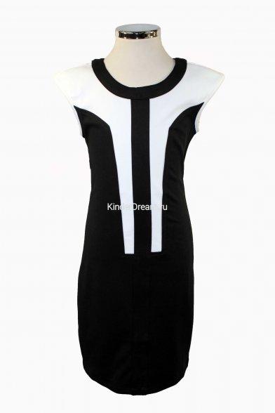 Комбинированное платье Vitacci 20140012 Vitacci