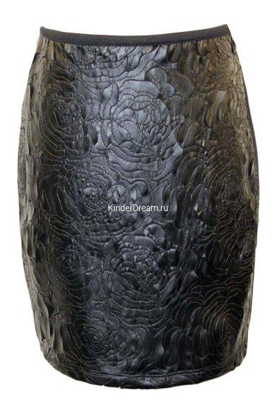 Юбка из оригинальной ткани Vitacci 20140017 чёрный Vitacci