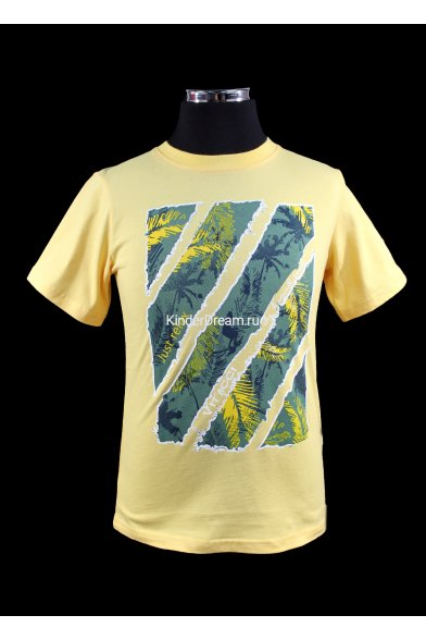 Летняя футболка Vitacci 1142250 желтый Vitacci