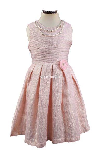 Платье для торжественных случаев Vitacci 642228 розовый Vitacci