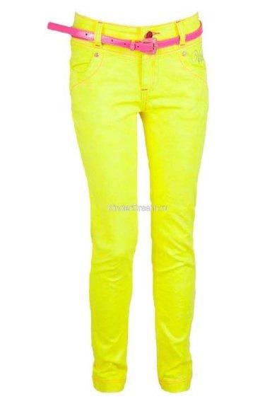 Нарядные брюки Vitacci 2142122 желтый Vitacci