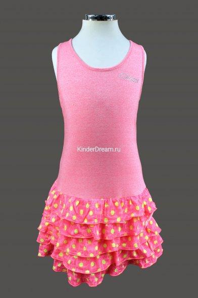 Летнее платье с заниженной линией талии Vitacci 2142124 Vitacci