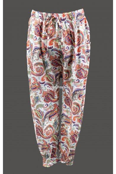 Летние брюки из легкой ткани Vitacci