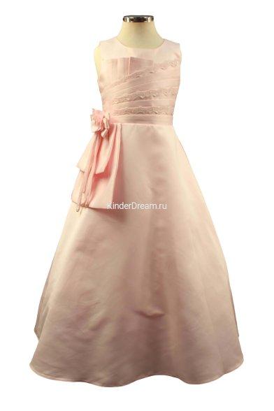 Элегантное платье на праздник Vitacci 20344 розовый Vitacci