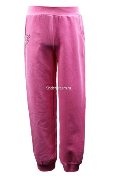Трикотажные штаны Deloras 16456 розовый Deloras