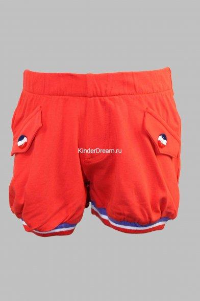 Трикотажные шорты Deloras 10003 красный Deloras