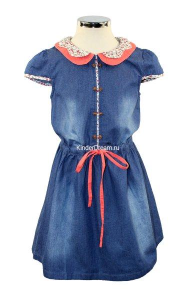 Очаровательное джинсовое платье Vitacci 2152022-30 Vitacci