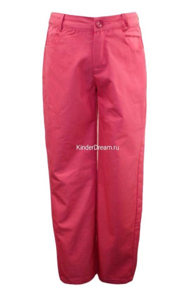 Хлопковые брюки Vitacci 2152469-27 розовый Vitacci