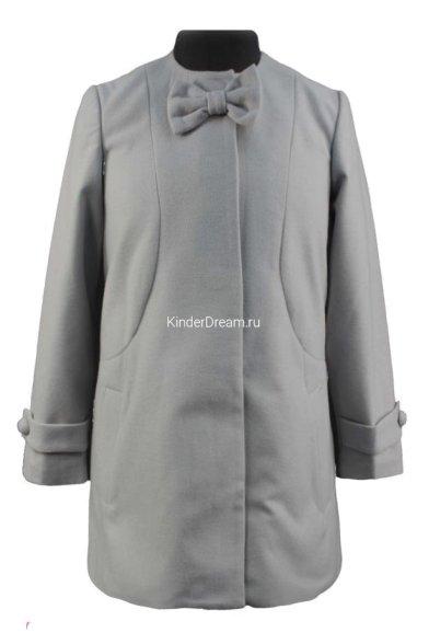 Элегантное пальто Vitacci 2152189-02 серый Vitacci