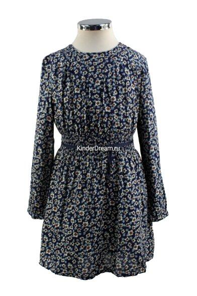 Платье из лёгкой ткани Vitacci 2152177-04 синий Vitacci
