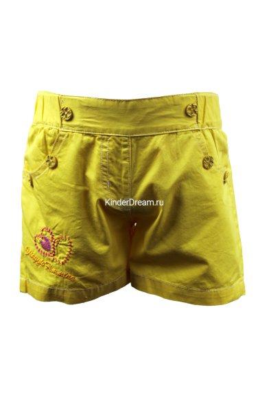 Яркие шорты Россия 528-005 желтый Россия