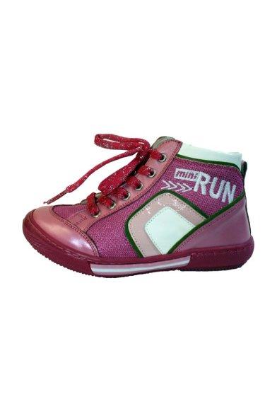 Ботинки Minimen 00419 розовый Minimen