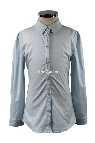 Стильная блузка Vitacci 2153001-10 голубой Vitacci