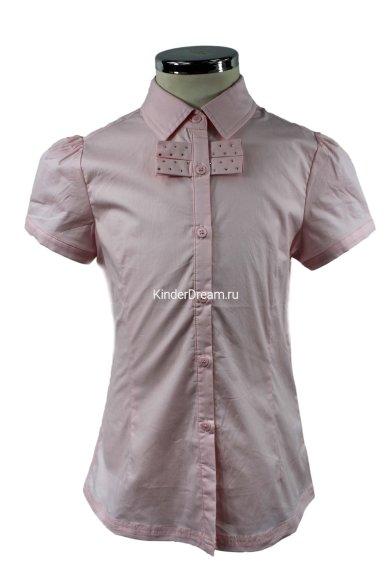 Блузка с бантиком Vitacci 2153037-11 розовый Vitacci