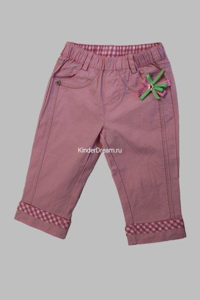 Хлопковые капри Deloras 1502 розовый Deloras