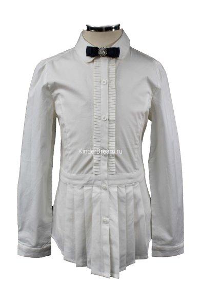 Блузка с отрезной линией талии Vitacci 2153044-25 молочный Vitacci