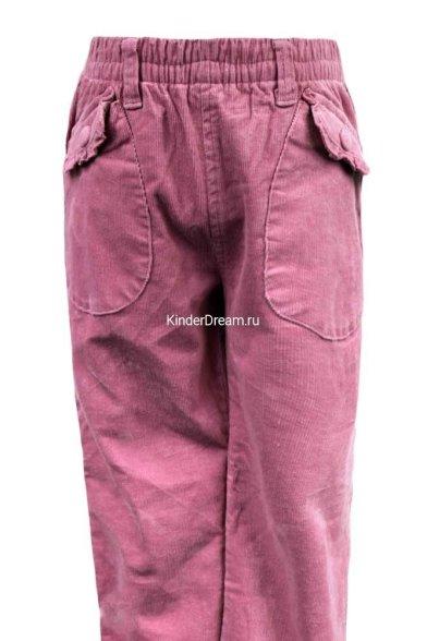 Вельветовые утеплённые брюки Vitacci