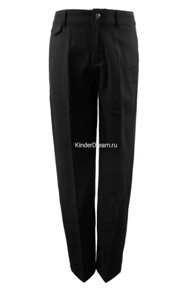 Классические черные брюки Vitacci 2153078-03 чёрный Vitacci