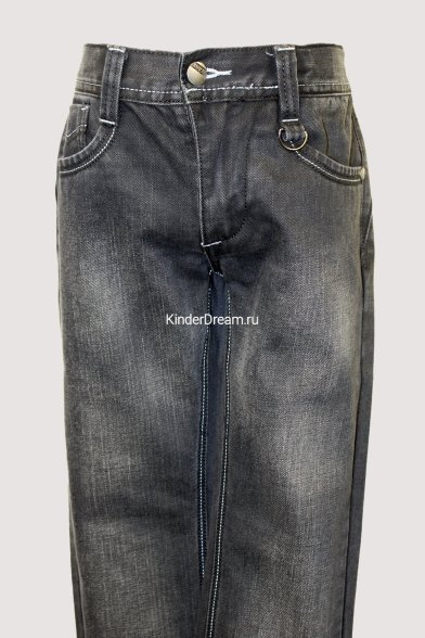 Модные джинсы Deloras 50051 серый Deloras