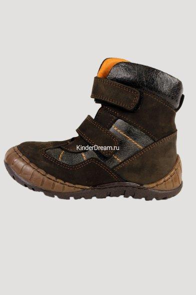 Комбинированные ботинки Тифлани