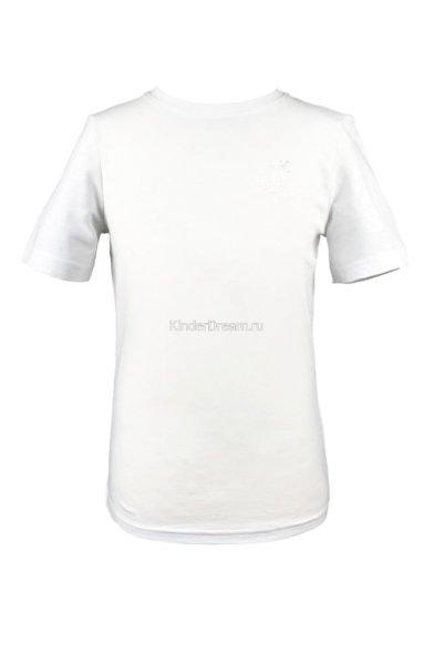 Классическая футболка Deloras 60630S белый Deloras