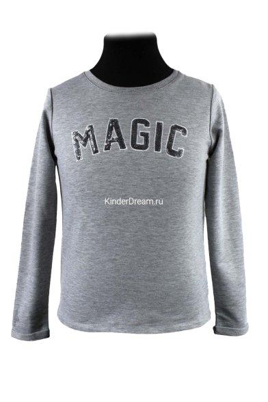 "Свитшот ""MAGIC"" Vitacci 2151274-02 серый Vitacci"