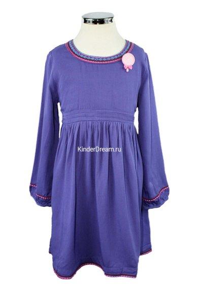 Практичное платье Vitacci 2151170-07 фиолетовый Vitacci