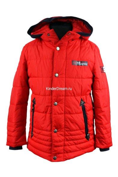Модная демисезонная куртка PurosPoro 15-560 PurosPoro