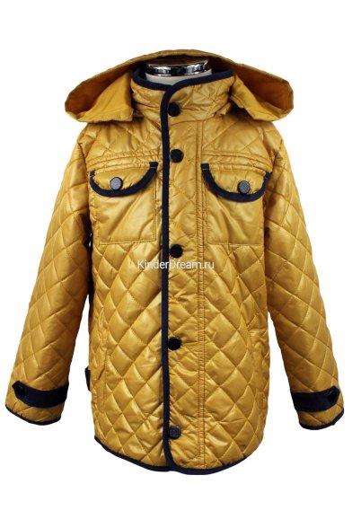 Стёганная куртка Deloras 15009 желтый Deloras